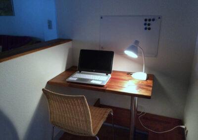 Dalsgaard Bed and Breakfast - Arbejdsplads, Workplace, Arbeitsplatz