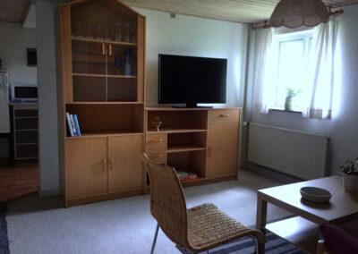Dalsgaard Bed and Breakfast - Stue, Livingroom, Boden