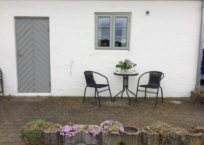 Dalsgaard Bed and Breakfast - Terrasse, Terace
